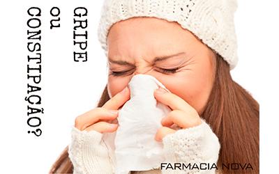 Gripe ou Constipação?