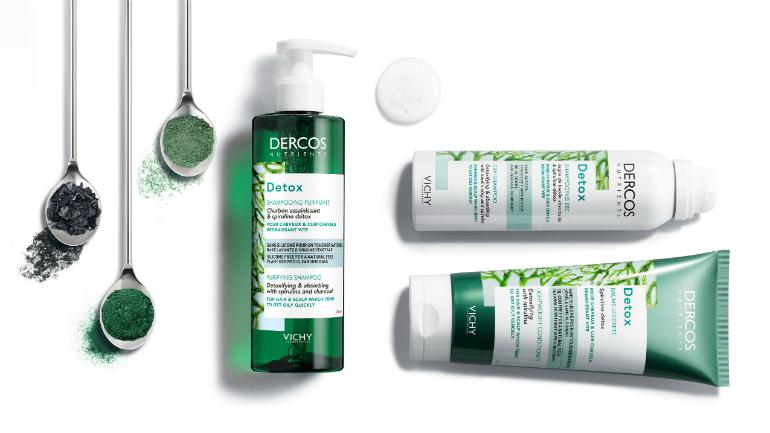 Dercos Nutrients – Detox